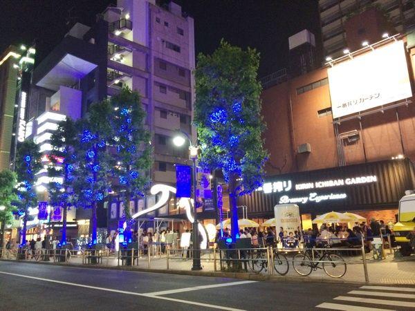 キリン一番搾りガーデン Brewer's Spirit 東京店@渋谷