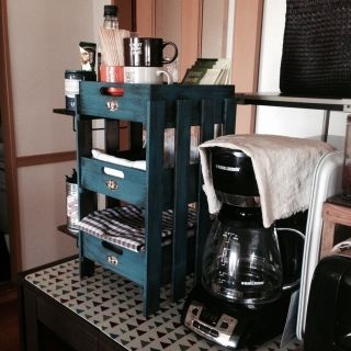 すのこコーヒーコーナー