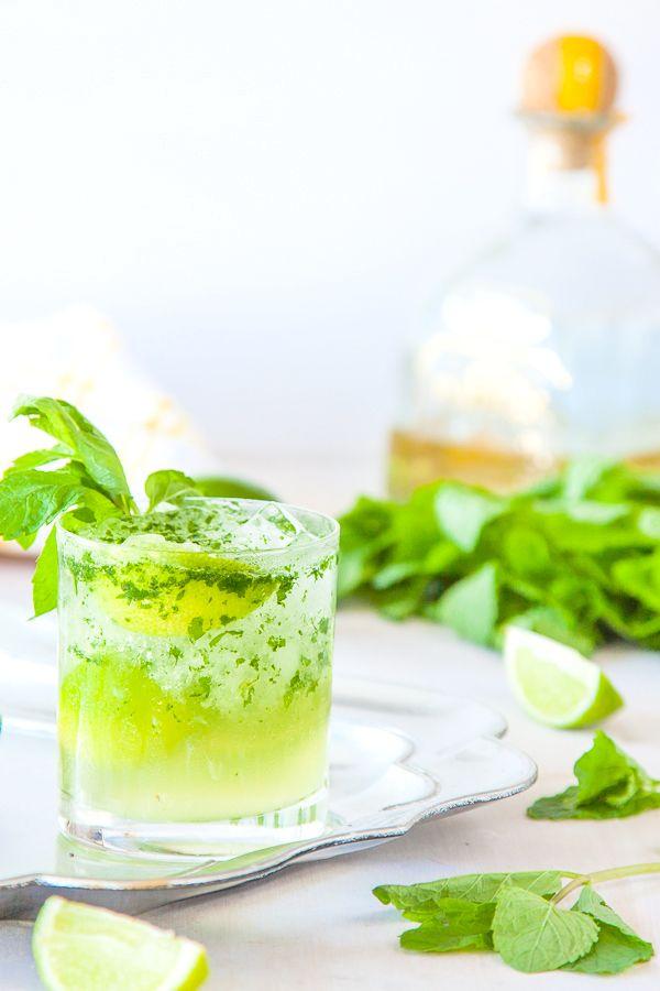 Tequila Mojito