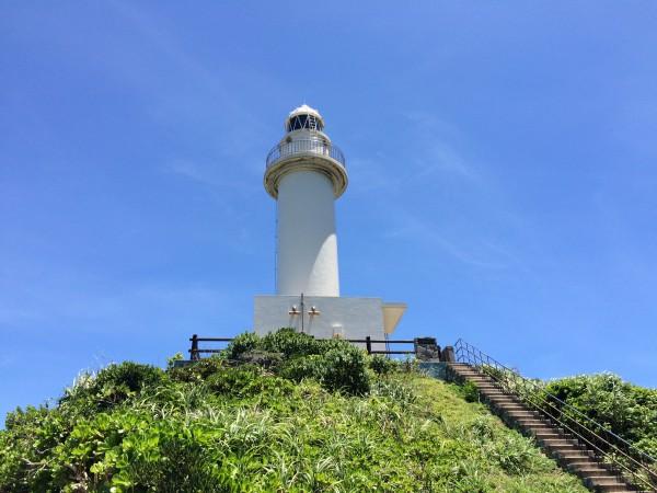 御神崎 灯台