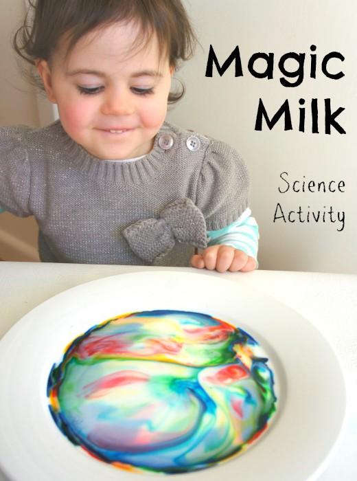 マジックミルク