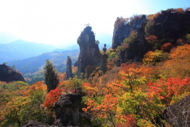 群馬県妙義山