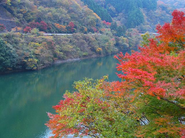 丹沢湖@神奈川県山北町