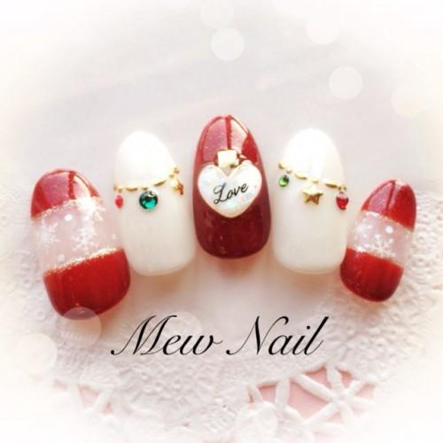 クリスマスカラー1