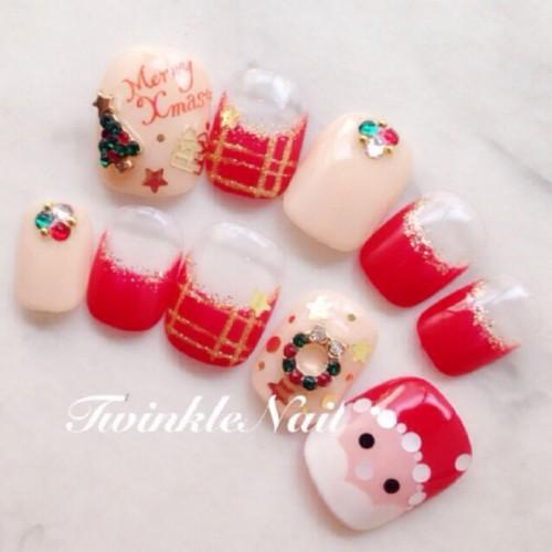 クリスマスカラー5
