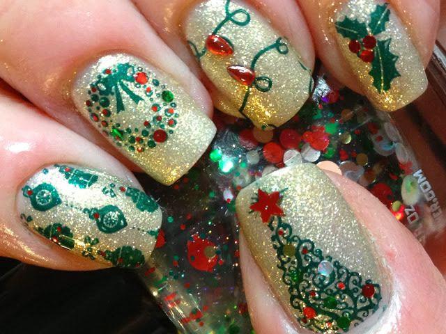 クリスマスカラー3