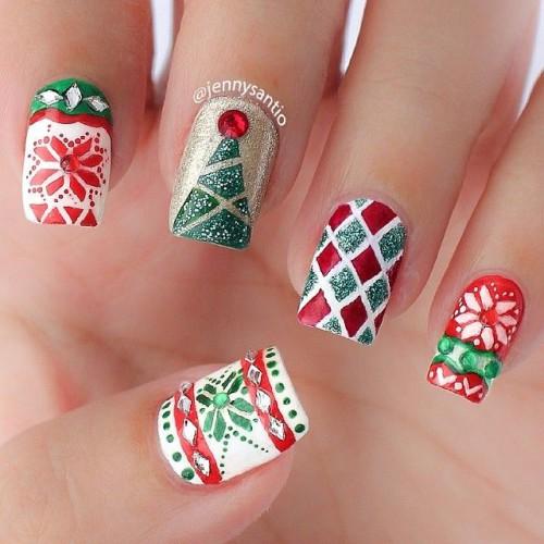 クリスマスカラー2