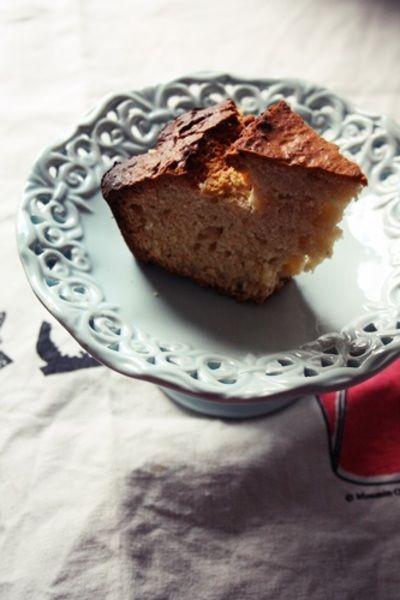 酒粕ケーキ