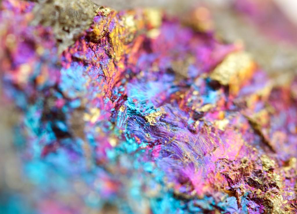 隕石 鉱石