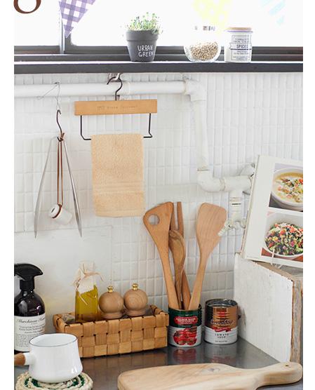 100均 キッチン周り収納