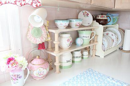 DIY 食器棚