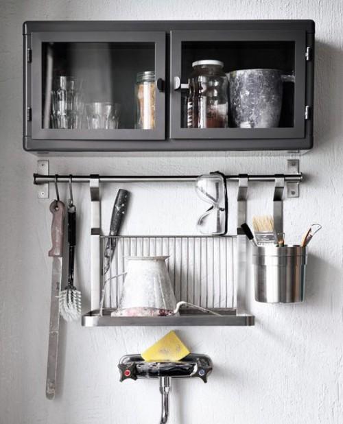 IKEA GRUNDTAL(グルンドタールキッチンシリーズ)