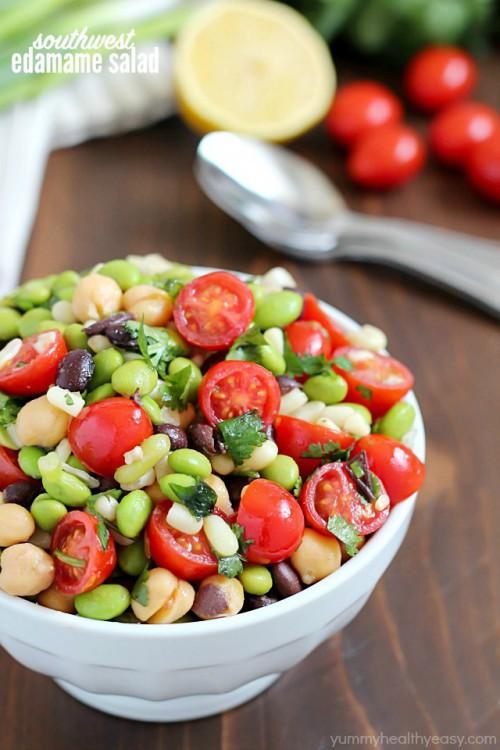 サウザン枝豆サラダ