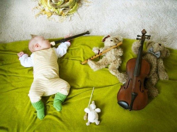 動物たちと音楽会