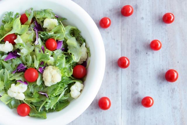 栄養 サラダ