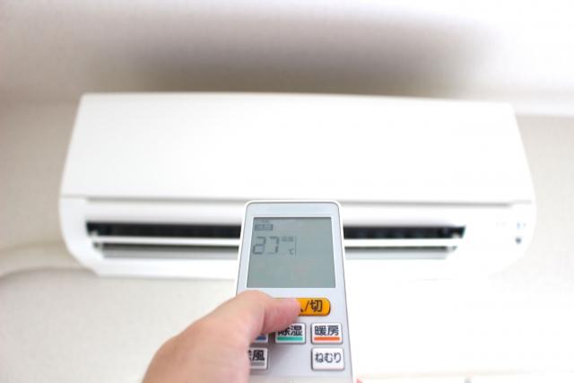 室内の温度や湿度