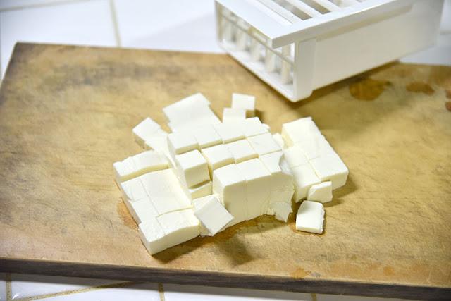 豆腐カッター さいの目カット
