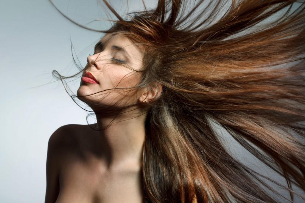 特徴1 180℃の高温でも髪質が美しくなる