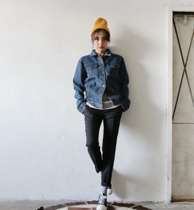 [DLM]Spring denim jacket