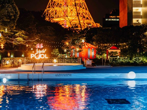東京プリンスナイトプール