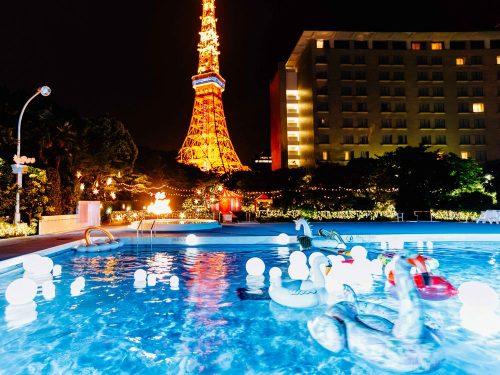 東京プリンス ナイトプール