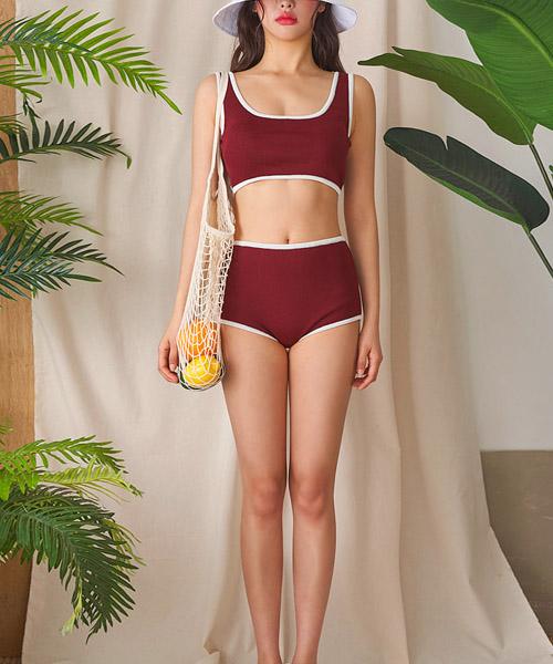 sporty line bikini